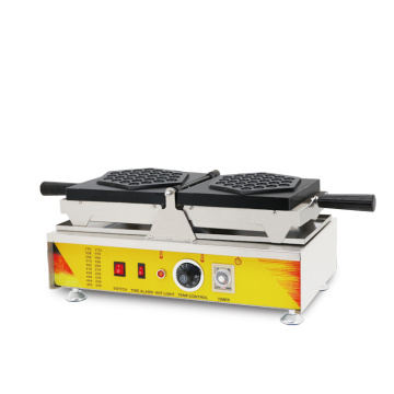 hot sale electric bubble waffle maker with CE for sale