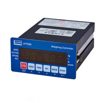 LP7530 Industrial Controller batching scale indicator