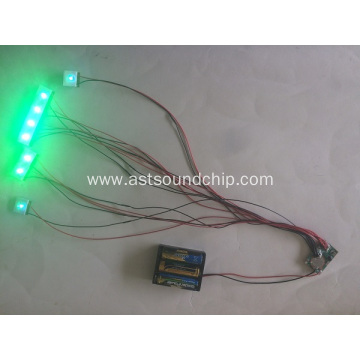 8 Led Flashing Module,pop Display Flasher,Led Light Module