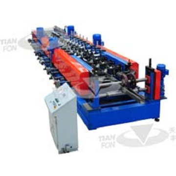 Fully Automatic Metal Door Frame Roll Forming Line