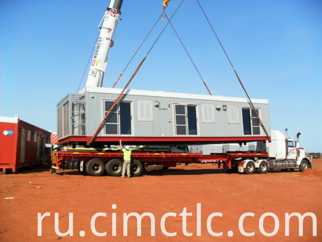 Container Accommodation Building