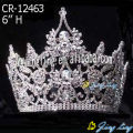 "6"" Retro Large Tall Beauty Queen Crown"