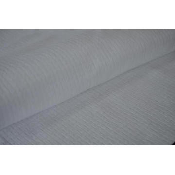 Cotton Spunlace Mesh Nonwoven Fabric