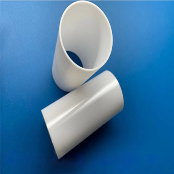 Diamond-pei Polished Advanced Zirconia Ceramic Tube Fitting
