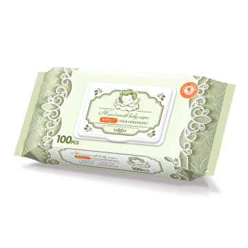 Disposable Non Irritating Deep Cleaning Natural Baby Wipes