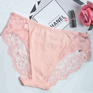 Triangle Shorts Head Silk panties for women