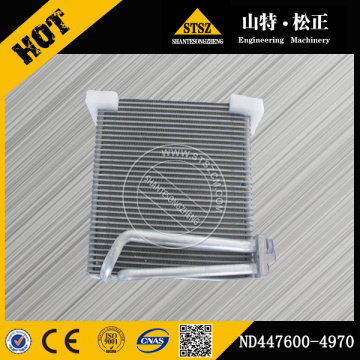 Komatsu evaporator assembly AN51700-A0380 for WA380-6