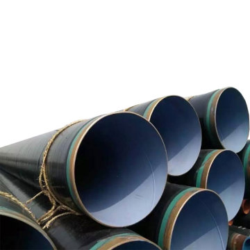 18mm diameter 3pe carbon steel pipeline