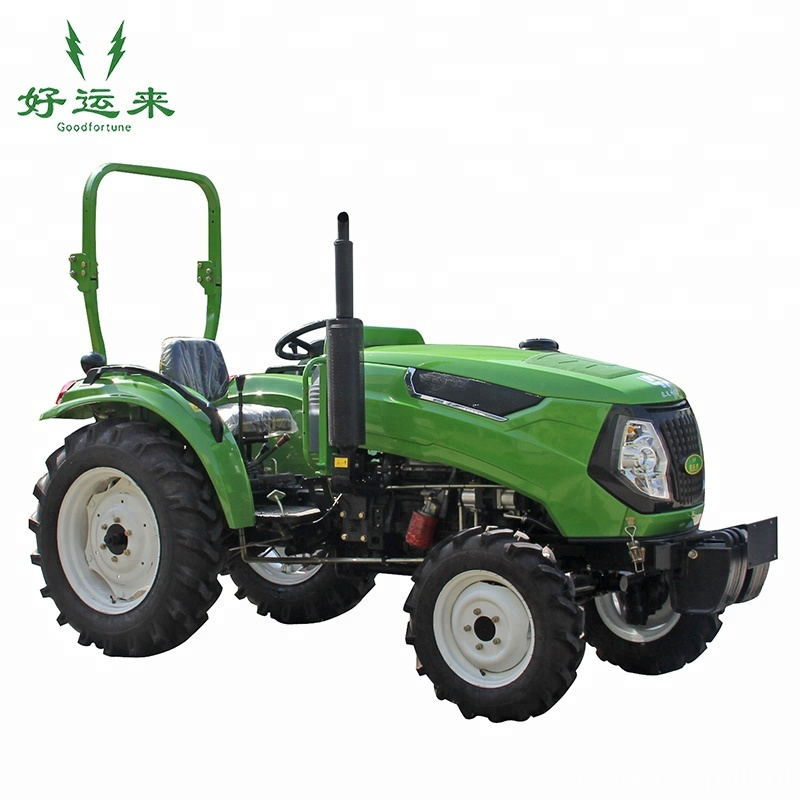 4*4 mini farm wheel tractor
