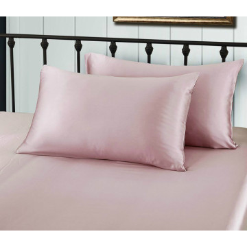 19 Momme Silk 1Piece Pillowcase With Hidden Zipper