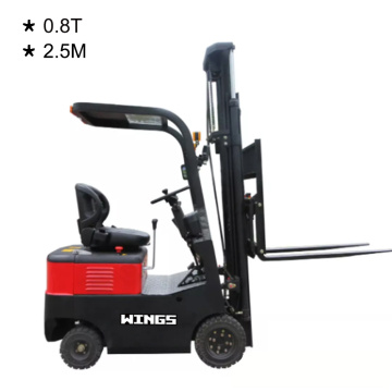 0.8T Electric Forklift 2.5m