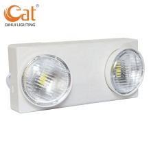 Emergency LED Two Heads Adjustable light