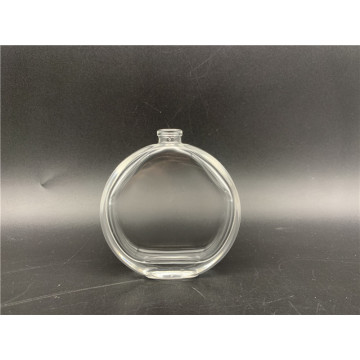 50ml round glass bottle for perfume and cosmetics
