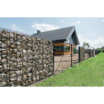 Best Price Metal Welded Gabion Stone Basket