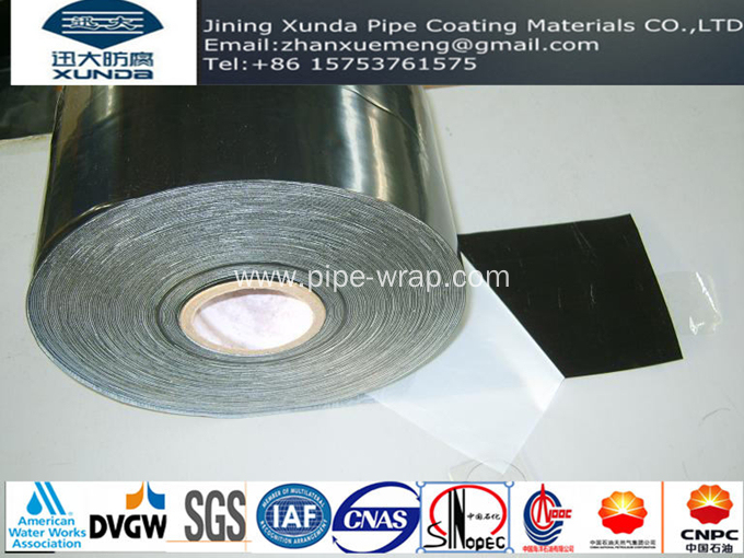 Polypropylene Film Bitumen Butyl Tape