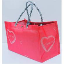Household commercial shopping bag PE convenient bag