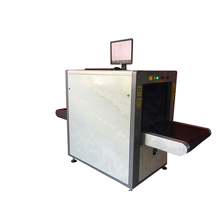 customs x ray machines
