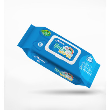 Baby Wet Wipes Pure Water Alcohol Free