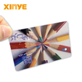 Dual frequency RFID card PVC card
