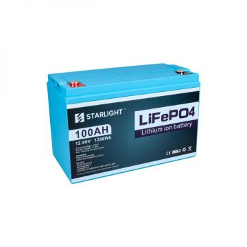 12.8V100AH LiFePO4 Battery to Replace Lead-Acid Battery