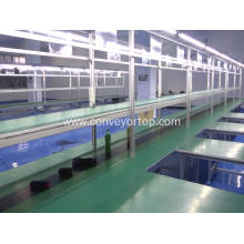 Automatic LCD TV Assembly Line Belt Conveyor System
