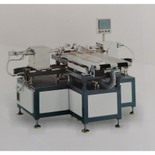 Automatic tank assembly paper tube labeling machine