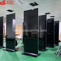 digital signage display advertising display stand