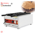 machine de gaufre de poisson redbean