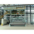SS double beam Spunbond Nonwoven Fabric Making Machine,Pet Nonwoven Machine,Pp Nonwoven Machine