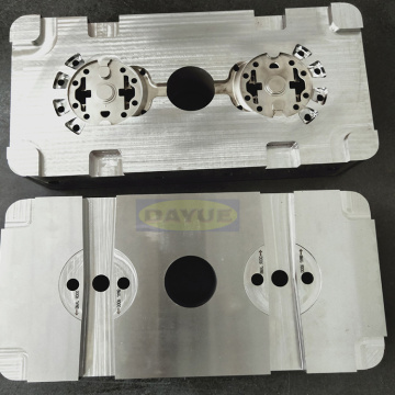 Custom made Injection mold cavities and mold plates