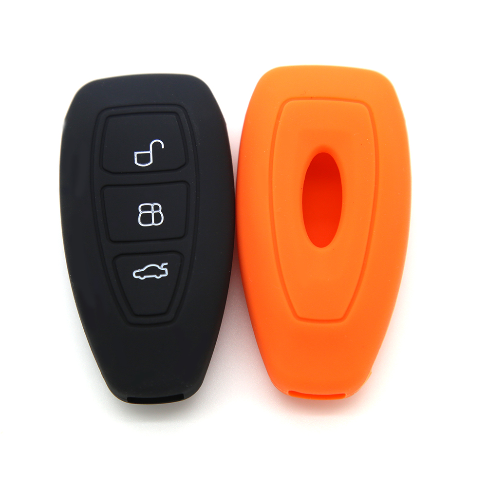 Suitable Cute 3button Car Key Case