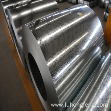galvanized steel sheet and galvanized steel coil