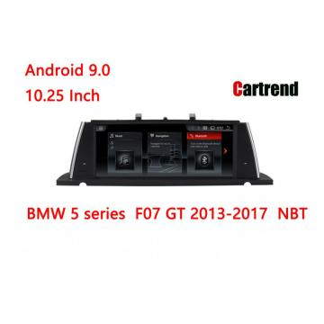 5 series  F07 Car DVD Player