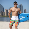 160GSM 4way Stretch Position Quick Dry Swim Trunks