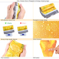 Delivery Packaging Courier Bag Yellow Orange Poly Mailers