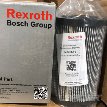 Replace Rexroth Hydraulic Oil Filter 2.0063h10xl-A00-0-m