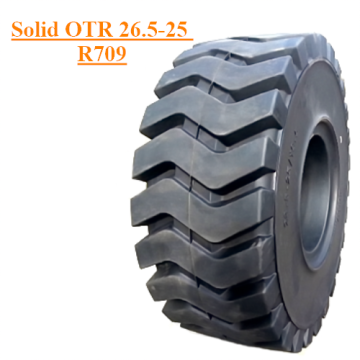Niveleuses Dumpers OTR Solid Tire 26.5-25 R709
