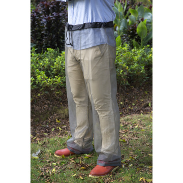 mosquito net outdoor pants with mitts camping