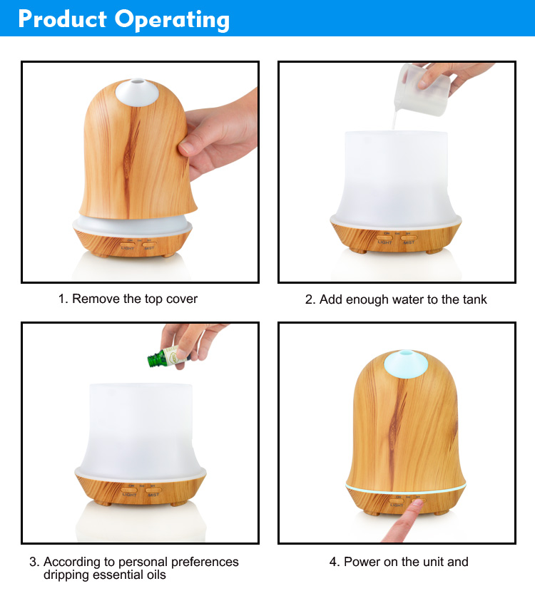 amazon steam diffuser