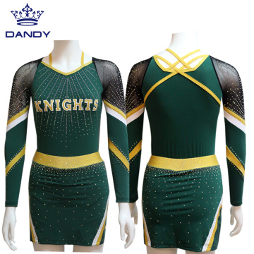 Uniformi personalizzati All Star Cheer