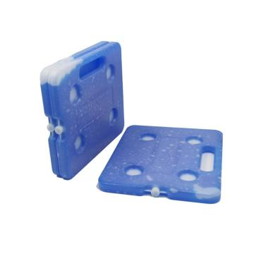 reusable cold plate large plastic rechargeable ice pack