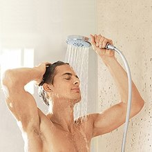 PVC Shower Hose For Handheld Shower Head Bathroom