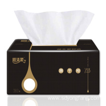Custom Package  Soft Sanitary Facial Tissue Paper