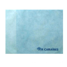 Non woven pillowcase disposable Airline pillowcase