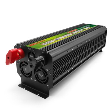 Metal-Build Black Color High Efficiency 5000W Inverter