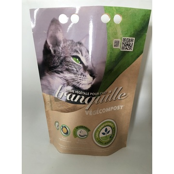 Cat Litter Packaging Bag With Handle