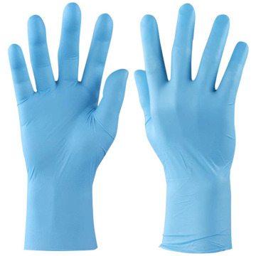 I-Displosable Powder Free CE FDA Nitrile Exams Gloves