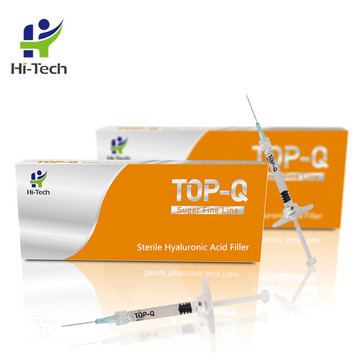 TOP-Q long lasting effect 2ml dermal filler HA injectable hyaluronic acid for anti wrinkle