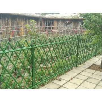 New design artificial bamboo fence garden fence
