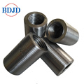 female and parallel threaded rebar coupler